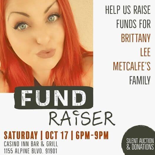 Brittainy Lee's Fundraiser