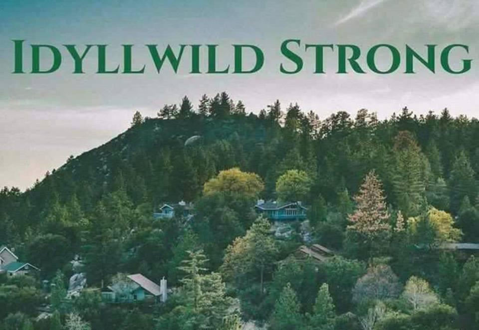 Support Idyllwild