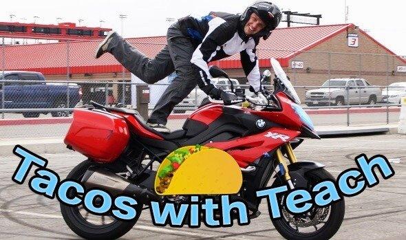 Tacos With Teach San Diego BMW
