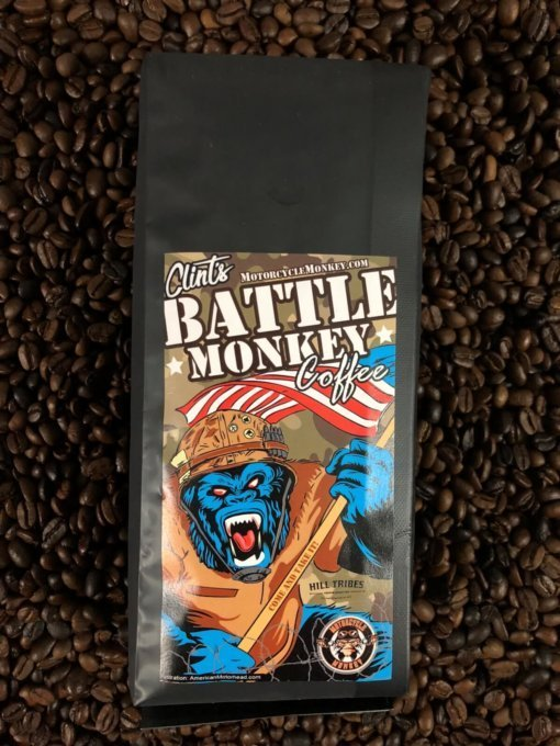 Battle Monkey Coffee