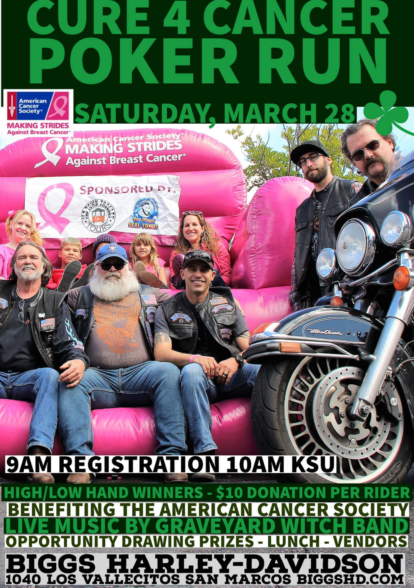 Cure4Cancer Poker Run