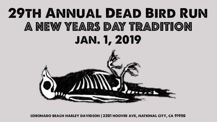 29th Annual Dead Bird Run