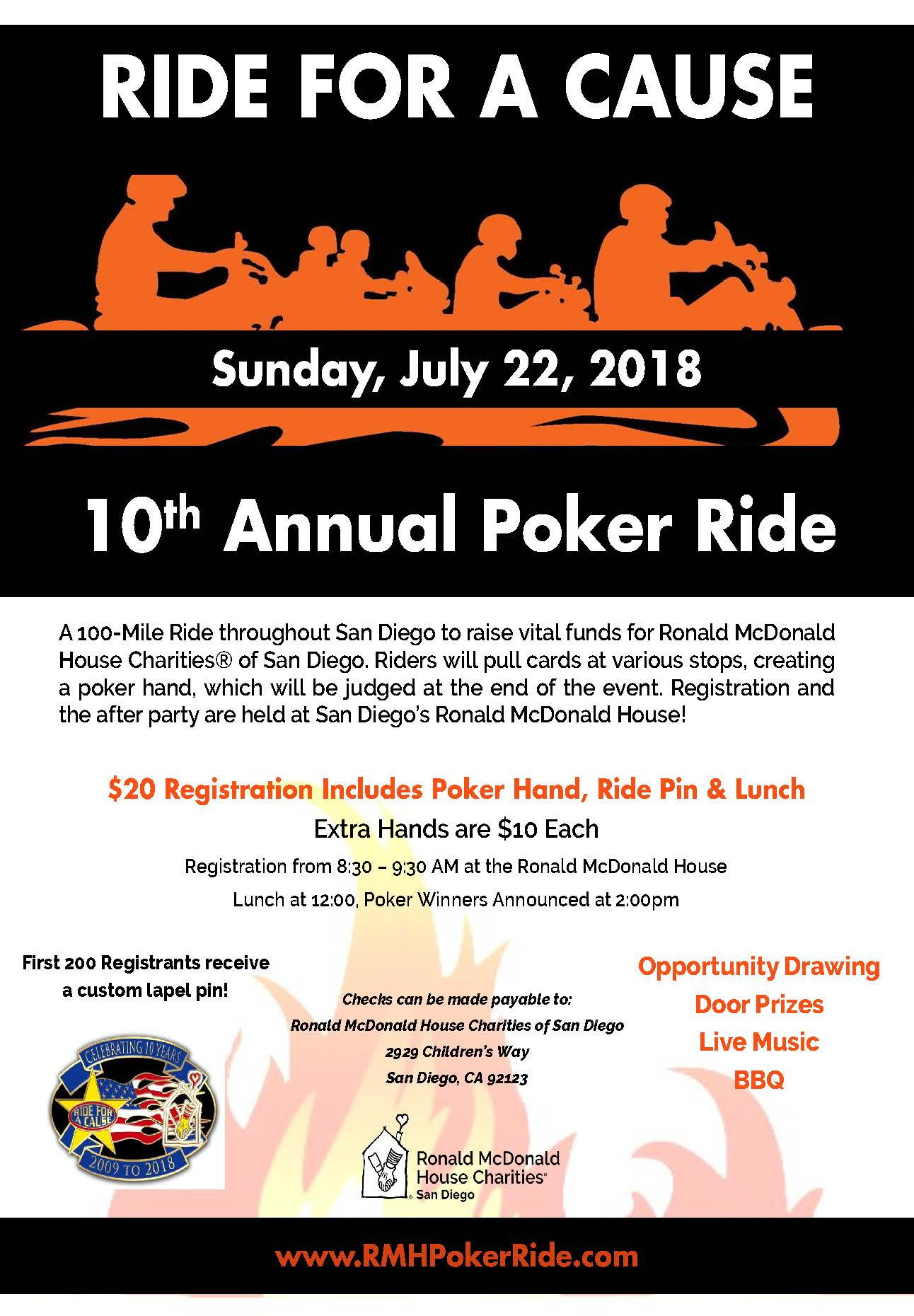 Ride for a Cause