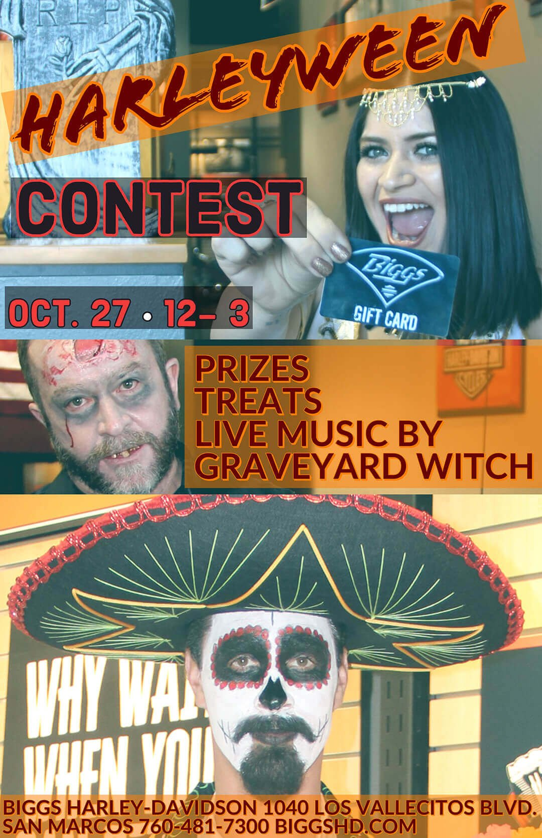 Harleyween Contest