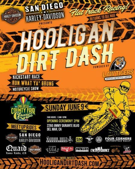 Hooligan Dirt Dash
