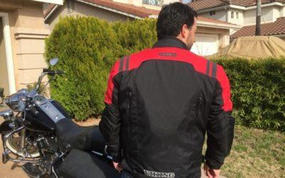 Viking Cycle Ironborn Textile Motorcycle Jacket