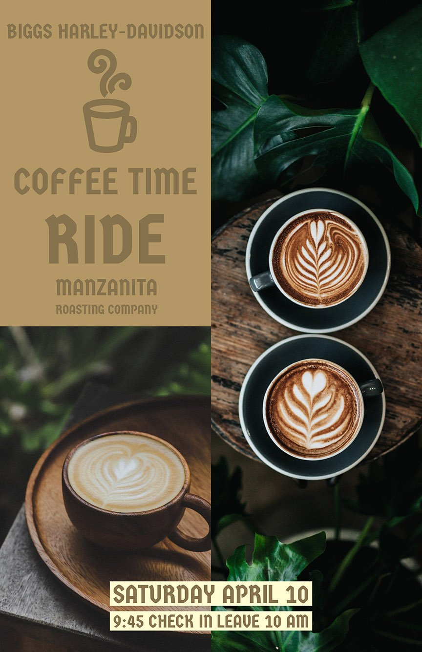 Coffee Time Ride