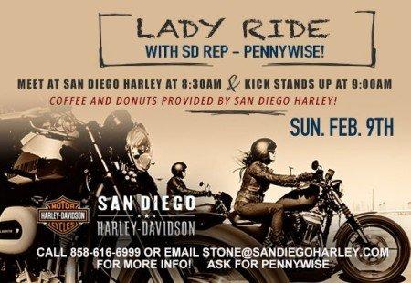 Lady Ride