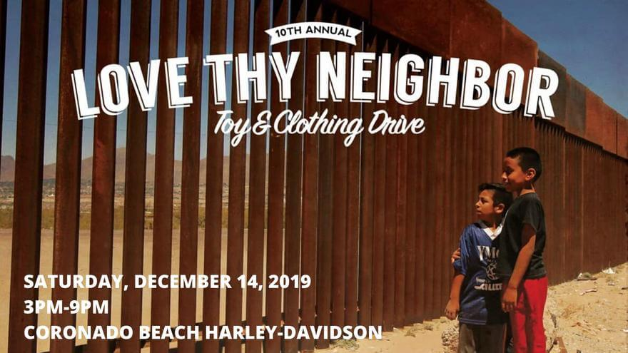 Love Thy Neighbor Toy Drive