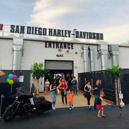 SD Harley Customer Appreciation Lunch