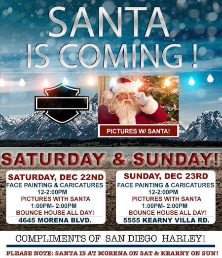 Santa Is Coming…