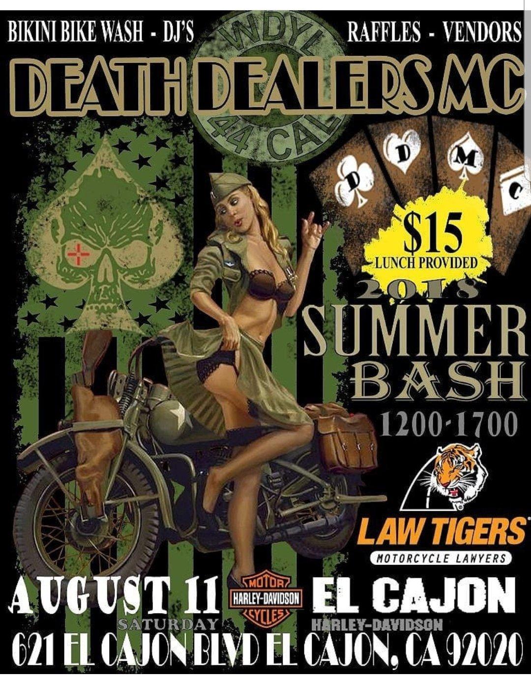 DDMC Summer Bash