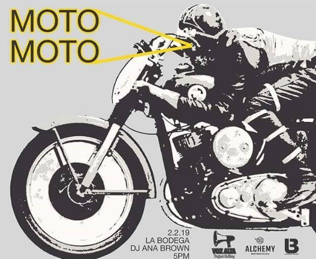 Moto Moto A Motorcycle Inspired