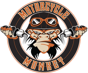 Motorcycle Monkey