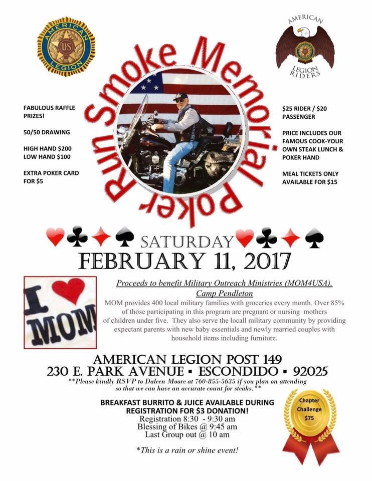 Smoke Memorial Run